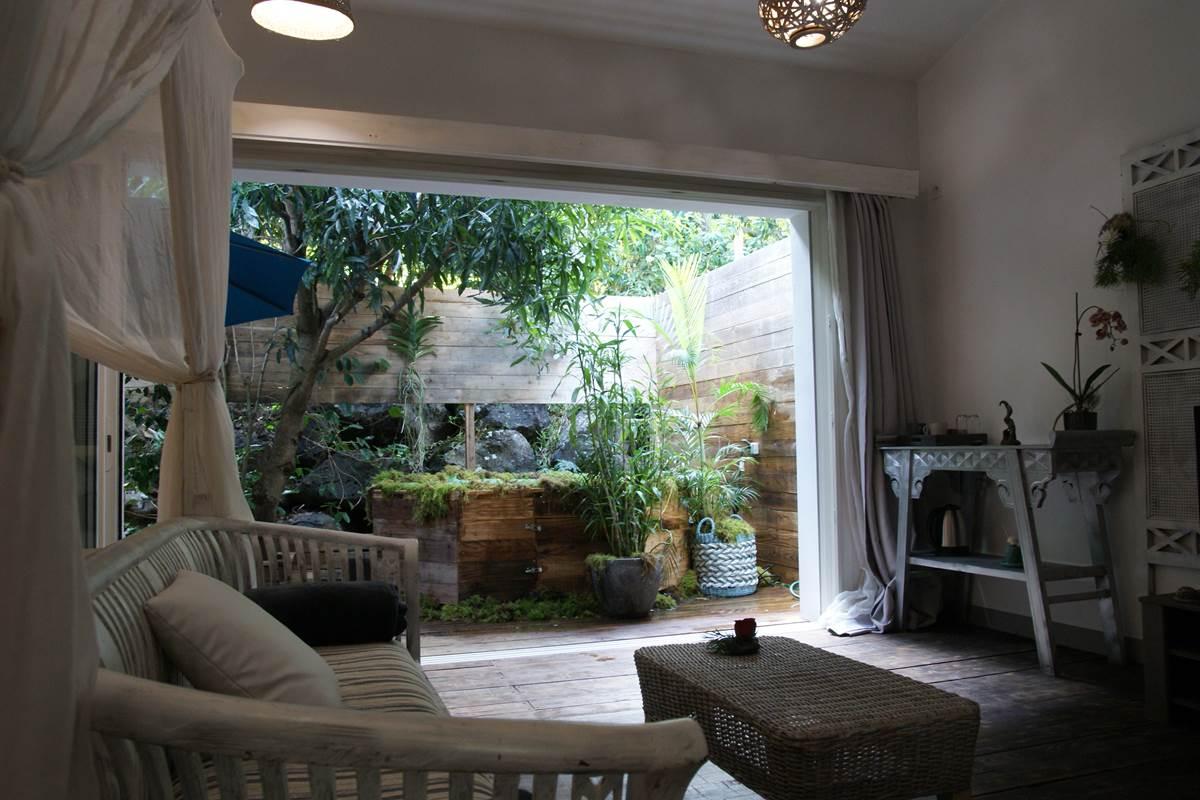 Deco 2 Chambre Romantique Jardin de Ravintsara