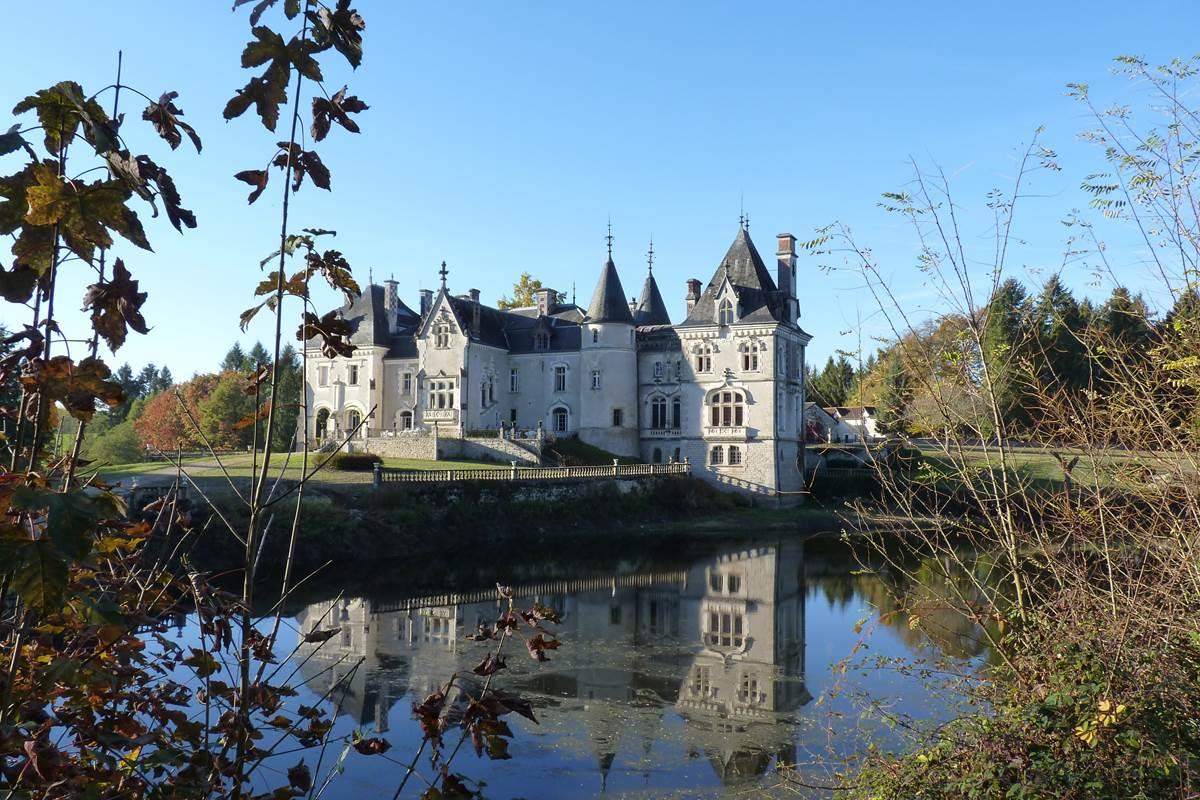 le Château Rocher - Saint Mathieu
