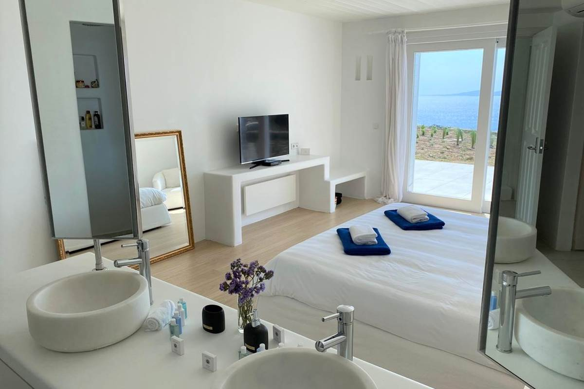 Suite Villa Zélia Mykonos