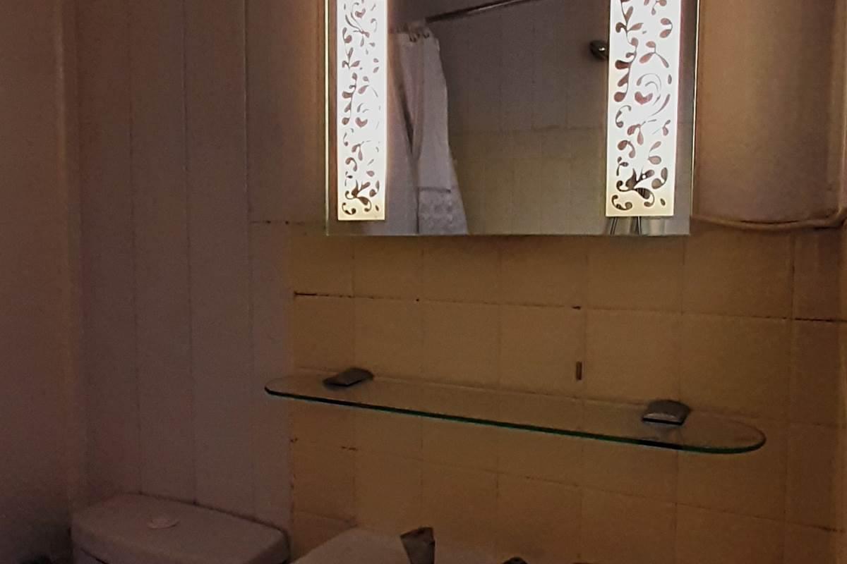 Chambre 7 Salle de bains