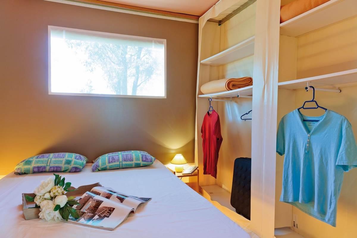 Bungalow Toilé Lodge - Camping Les Pins d'Oléron - Ile d'Oléron