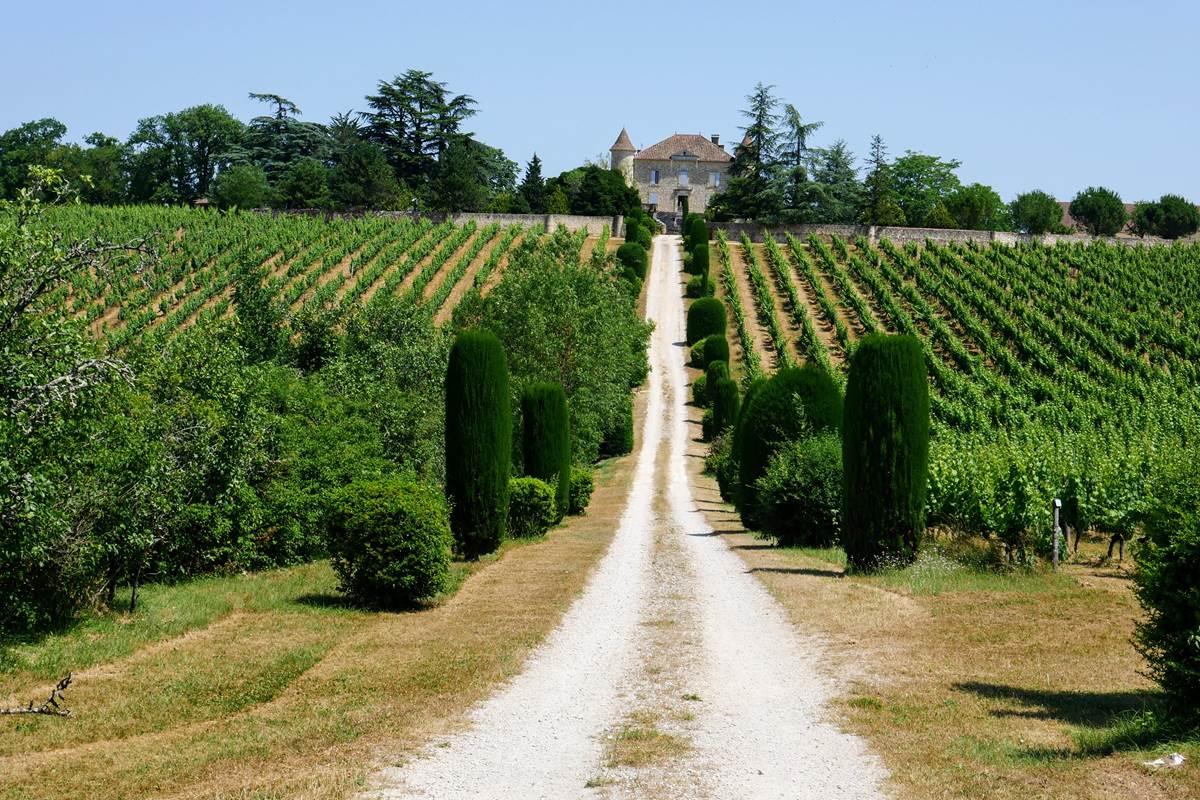 Château de Chambert Floressas Lot Tourisme - C