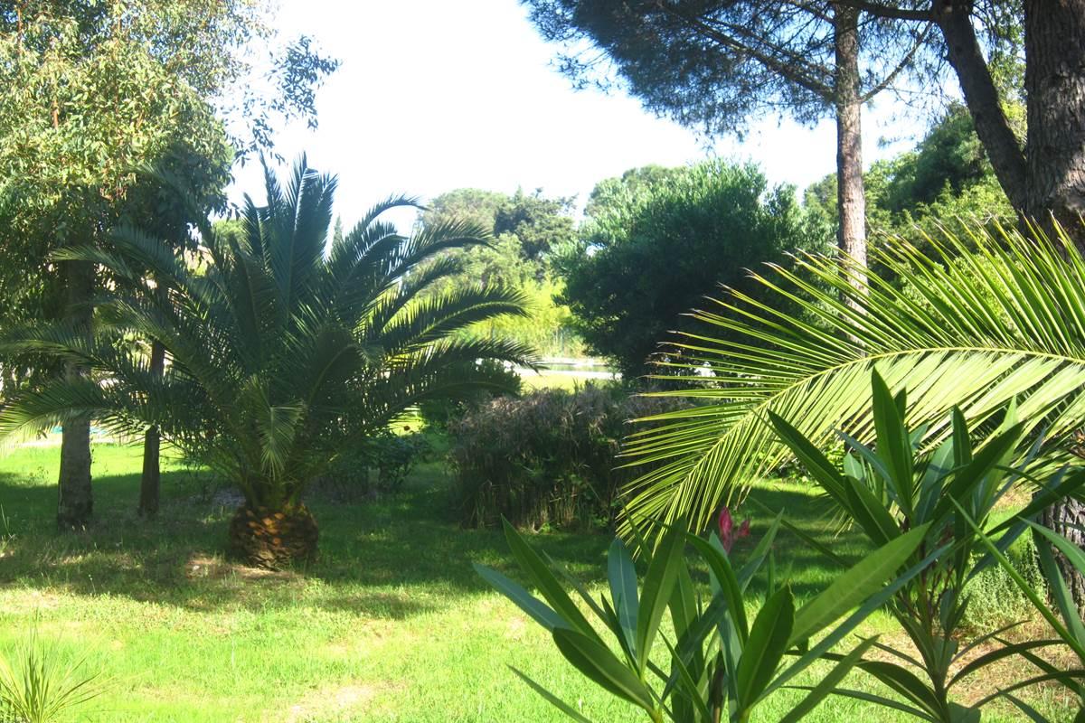 jardin de la villa les hespérides à grimaud
