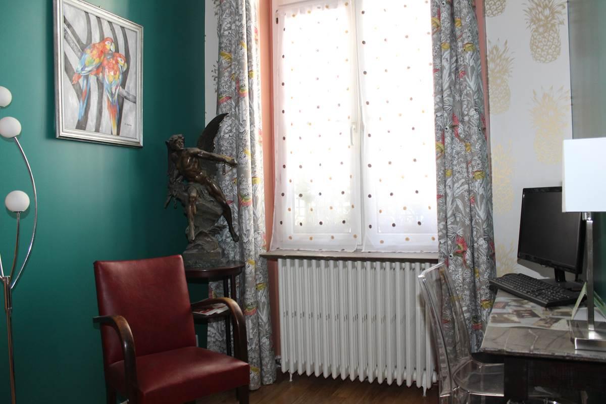 petit salon hôtel Jean Bart 75006 Paris
