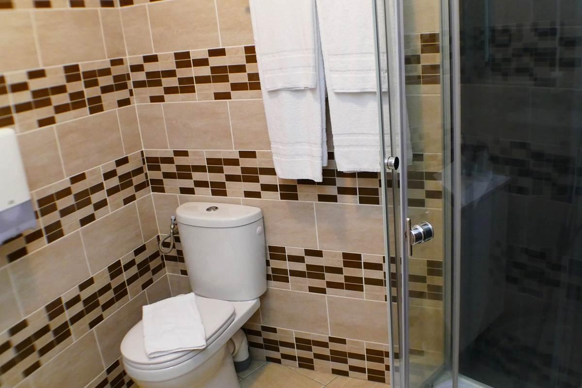 Chambre 8 Salle de bains