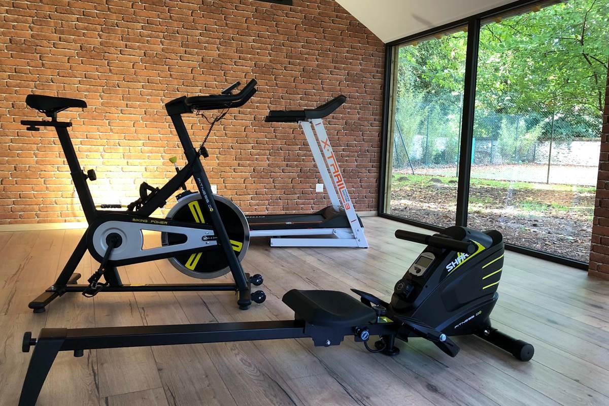 LE CLOS SAINT LUBIN - Le Chalet_sports_fitness