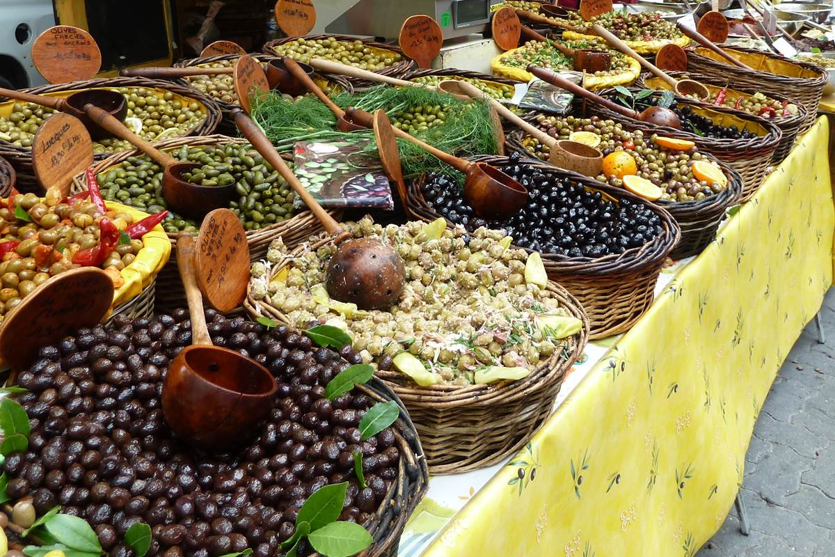 olives marche