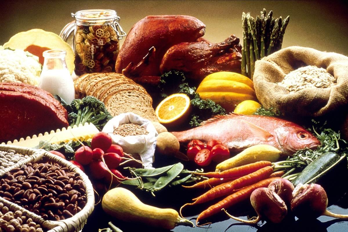 Une saine nourriture