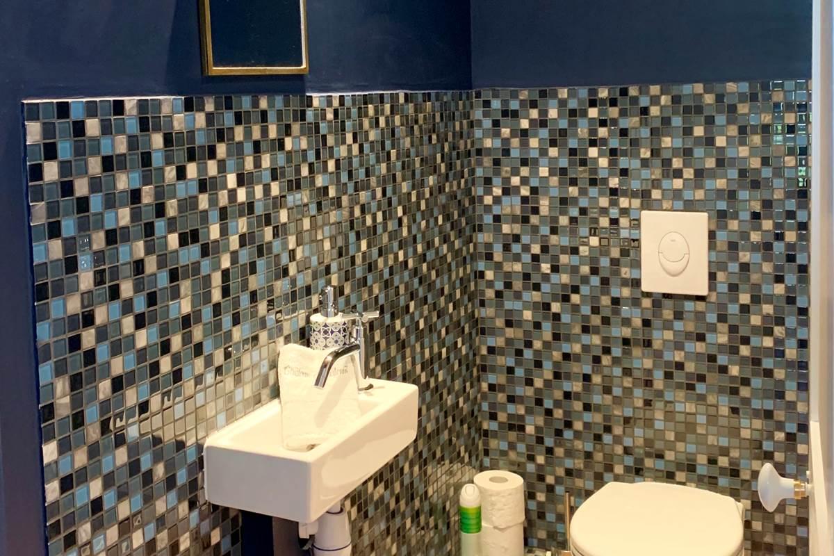 Suite Edouard MANET toilettes