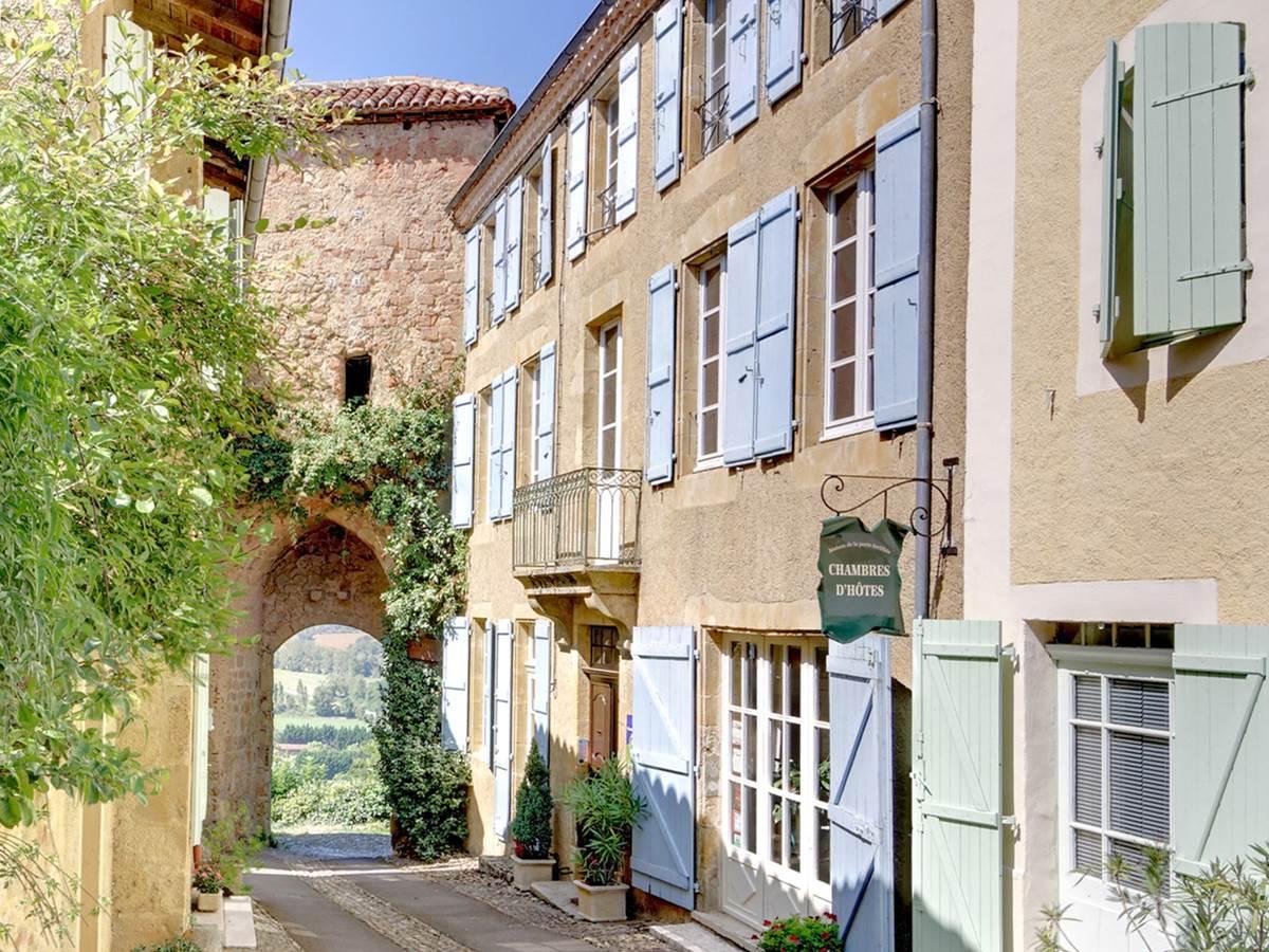 Maison de la Porte fortifiée