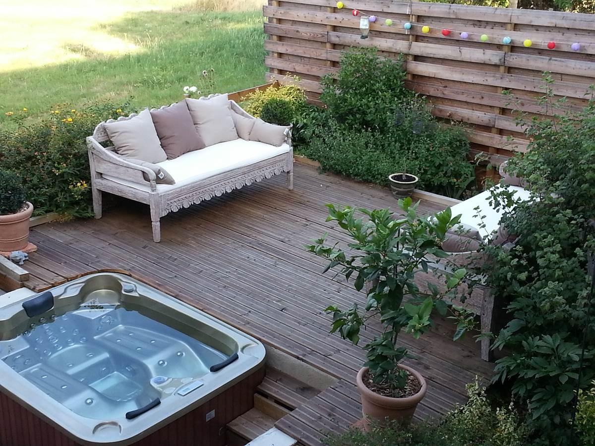 Terrasse balinaise
