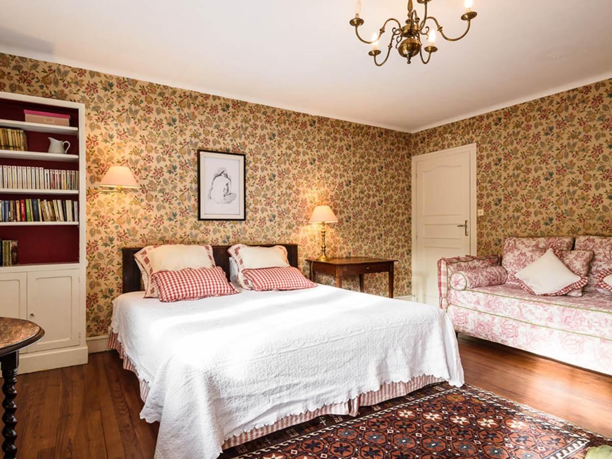 Chambre 3 avec lit double