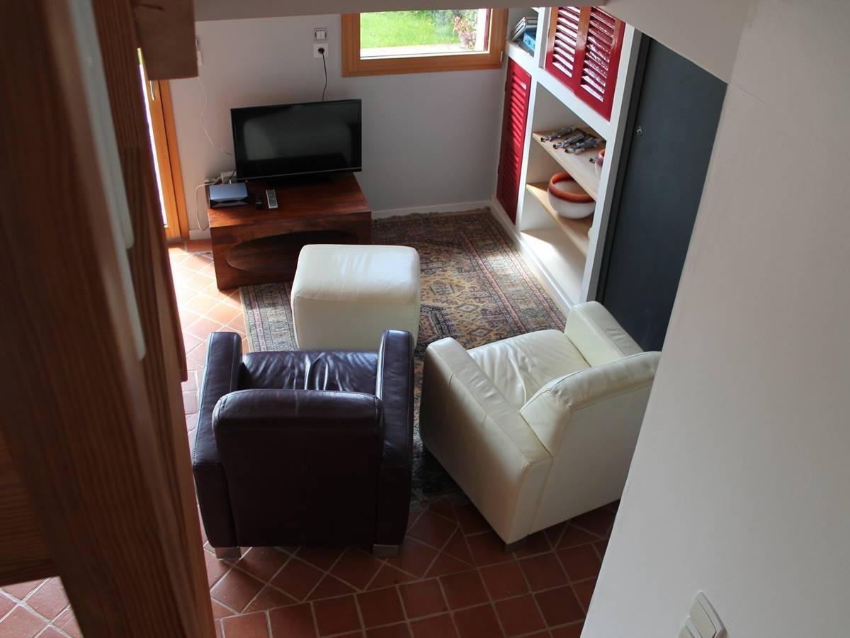 Gouelet-Ker Ile de Sein dispose d'une TV 80 cm dans son salon
