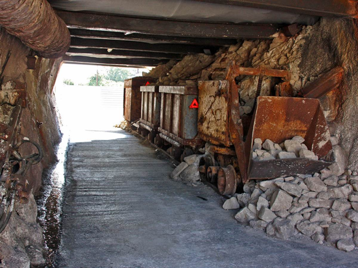 Urêka - Musée - Mines - Tunnel - Wagon- Haute-Vienne - Nouvelle-Aquitaine