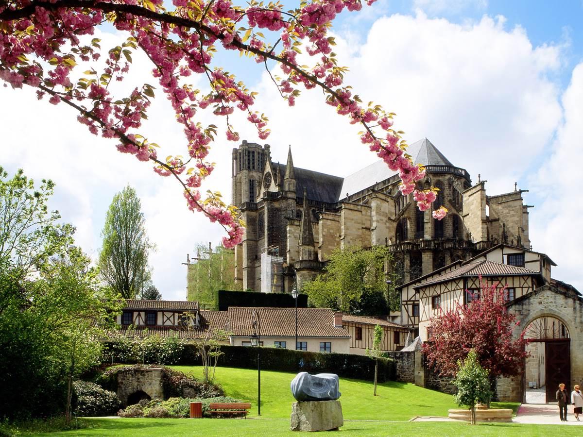 Cathe´drale Saint-Etienne de Limoges