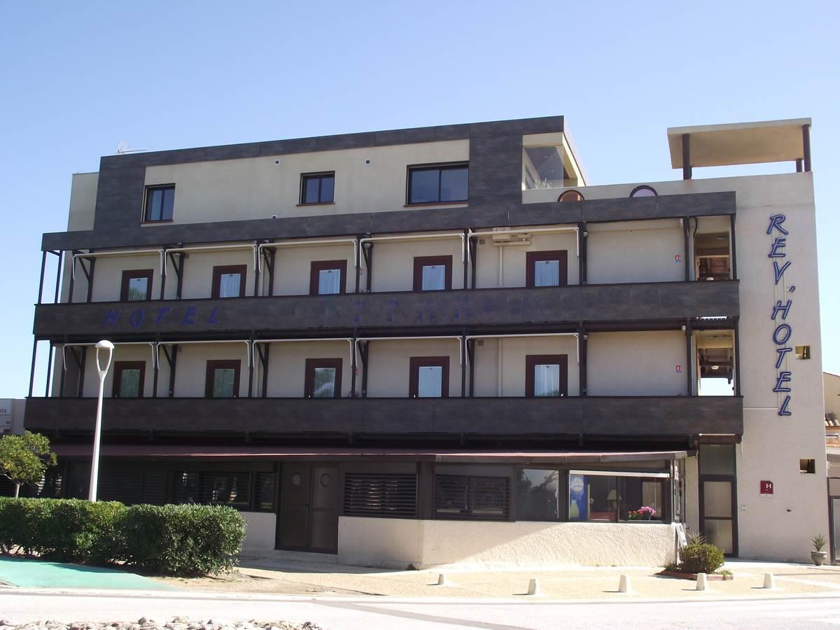 façade principale