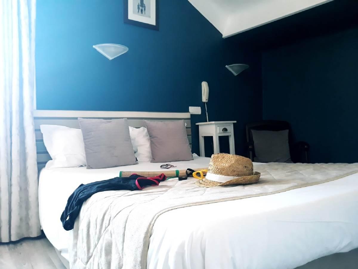 chambre 2 Hôtel Parc Mazon