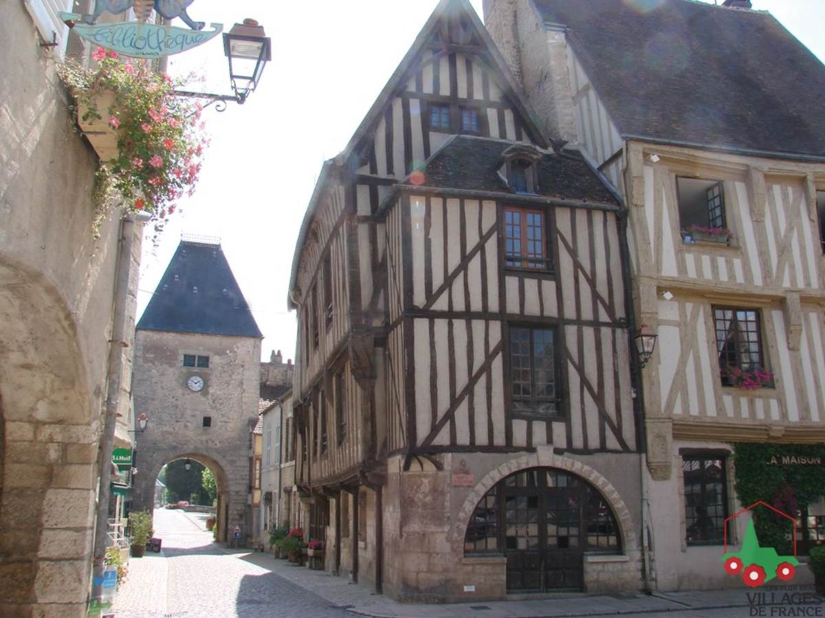 Quelques plus beaux villages en France