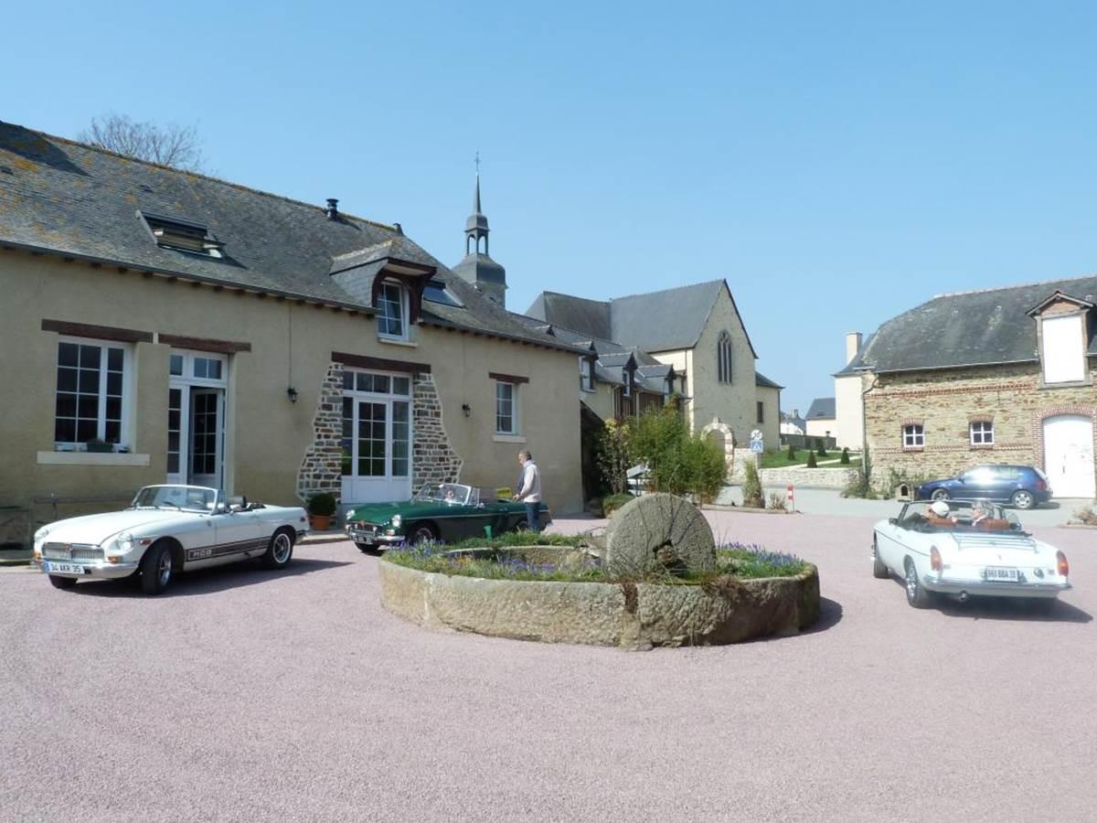 Chambre d'hôtes n°35G24080 La Métairie – DOMLOUP