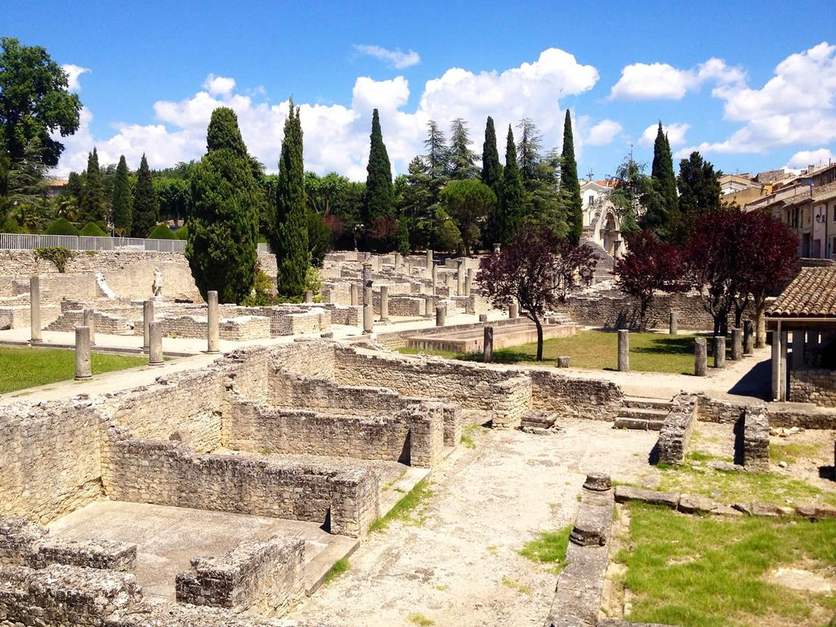 Ruines Romaines
