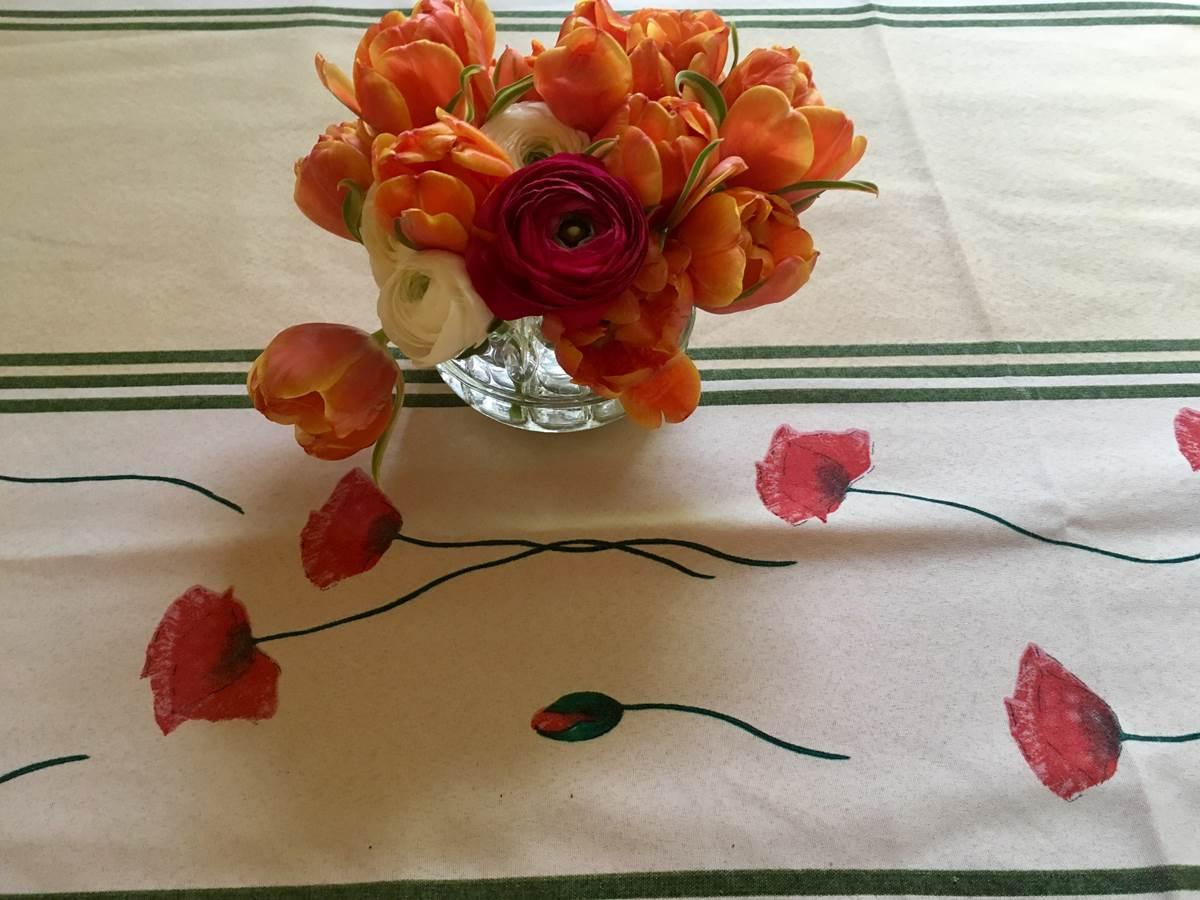 art floral du vendredi