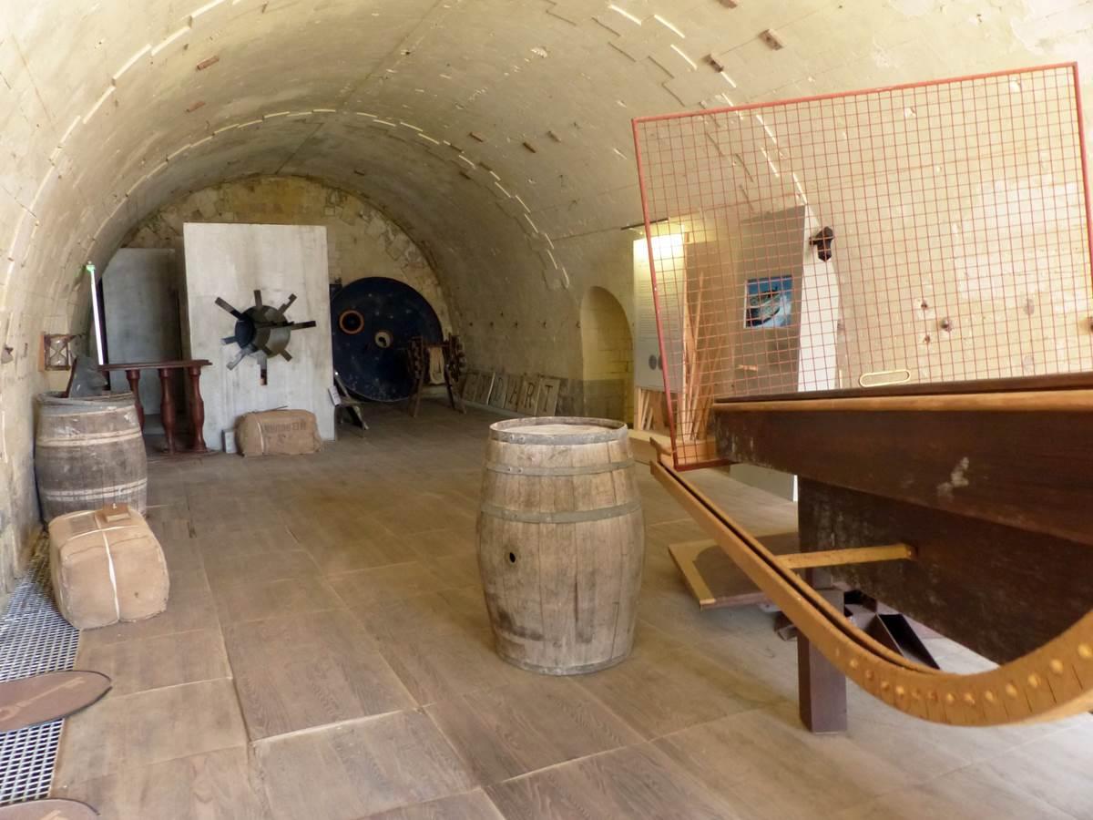 Exposition Fort Boyard au Fort Liédot 3