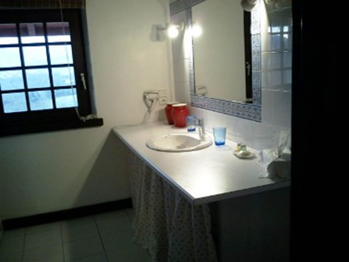 Salle de bain chambre Artzamendi