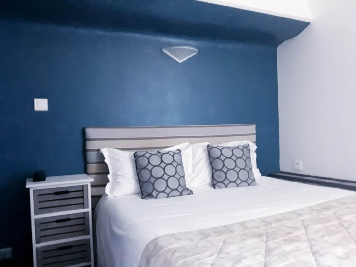 chambre 5 Hôtel Parc Mazon