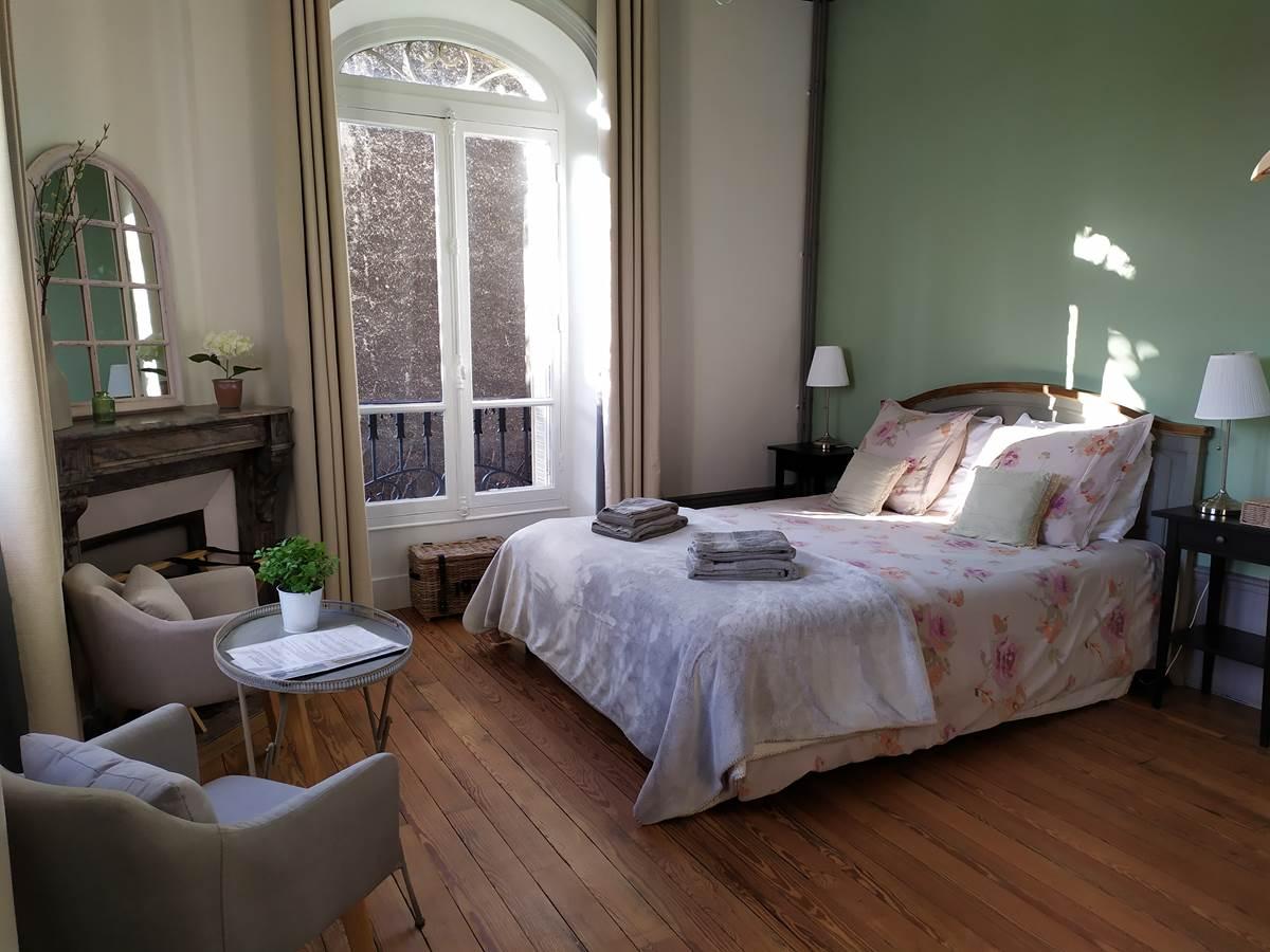 Chambre d'hôtes de charme à Epernay