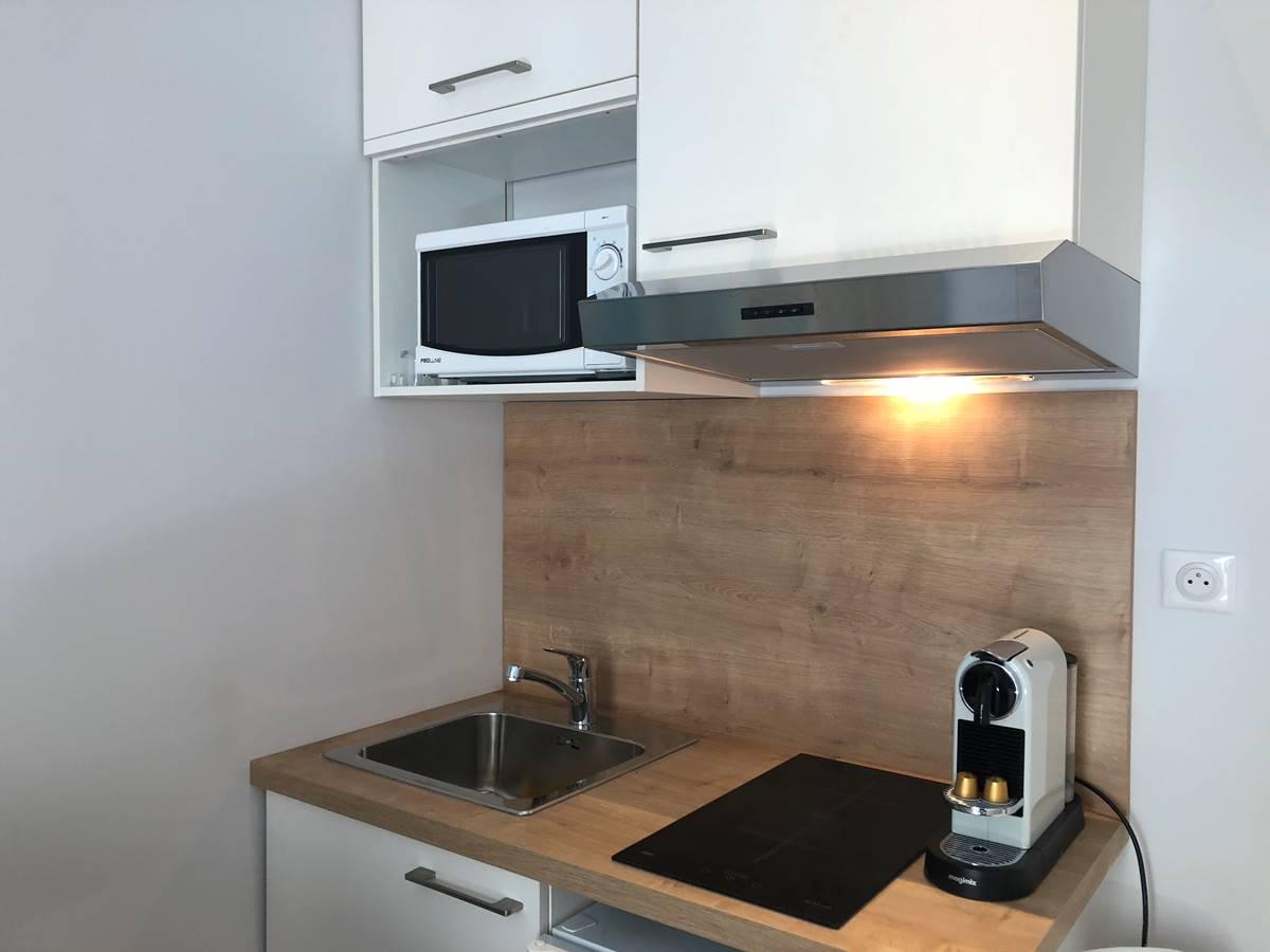 Cuisine Nice Home Studios Lido