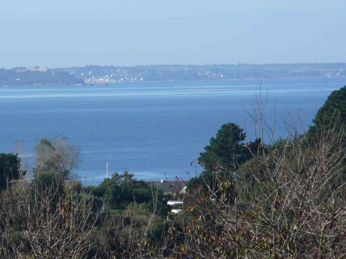 Gîtes de Gouelet-Ker Ouessant la rade de Brest n'est pas loin !