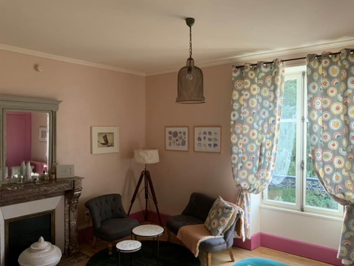 Petit salon chambre Hirondelles