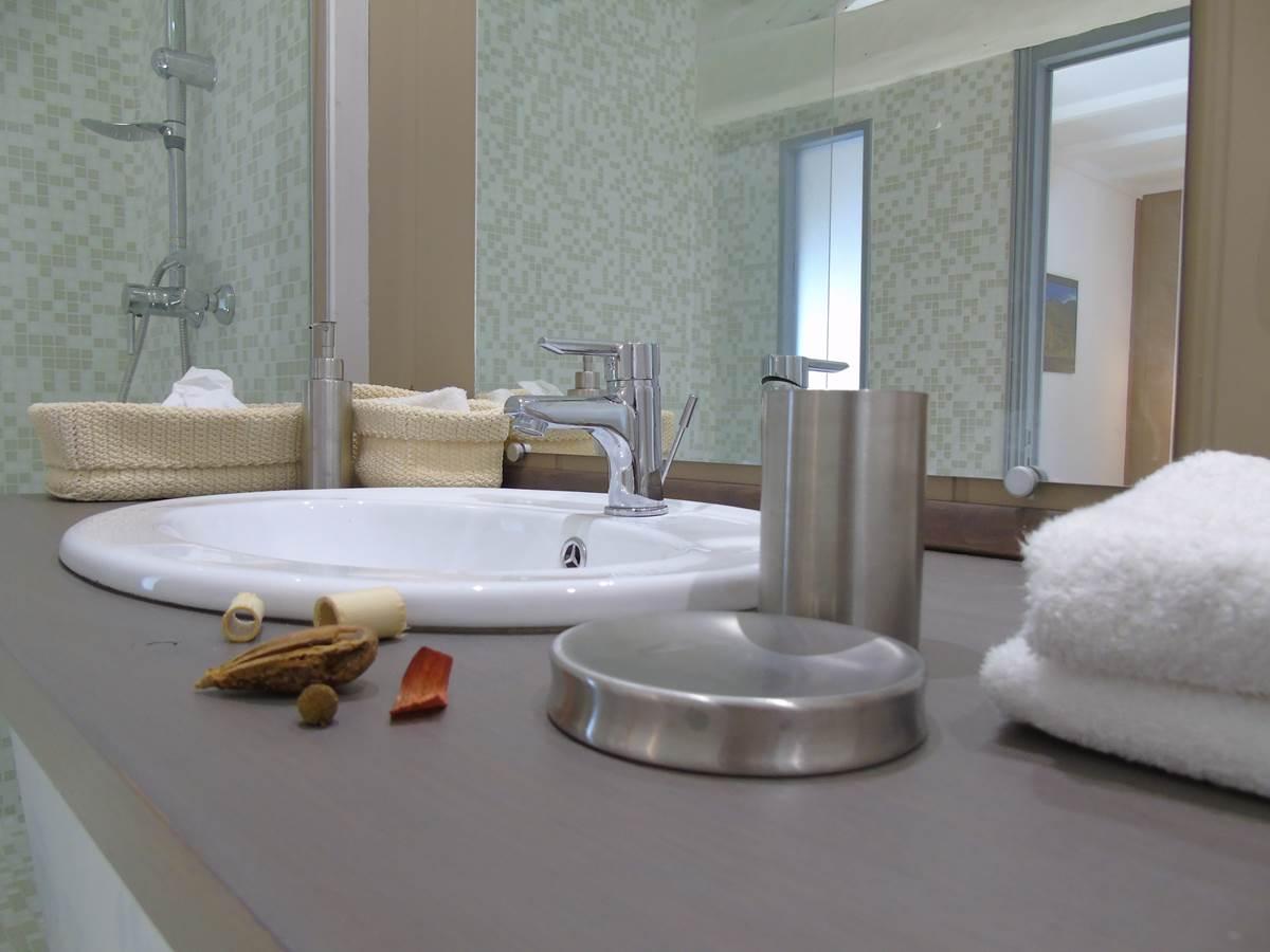 Chambre Hortail, salle de bain