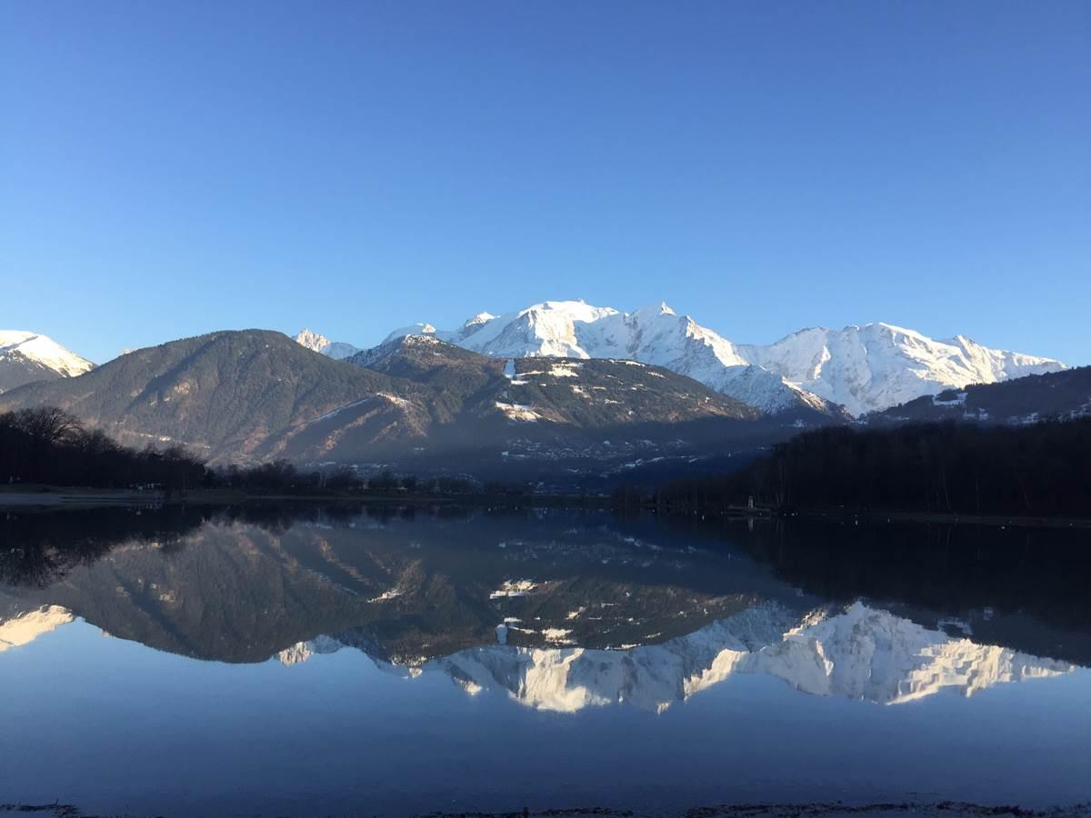 le lac de Passy