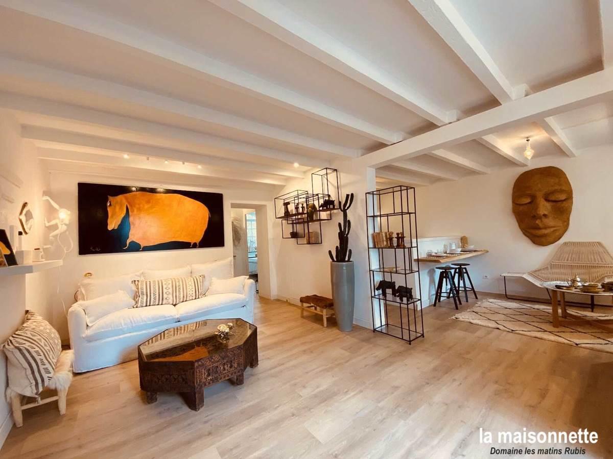 La Maisonnette des matins rubis (chambre d'hôte près de Toulouse)