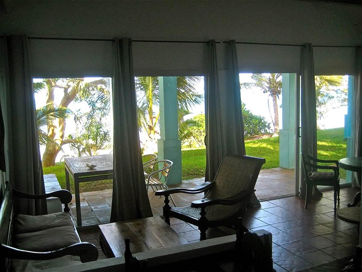 Terrasse bungalow