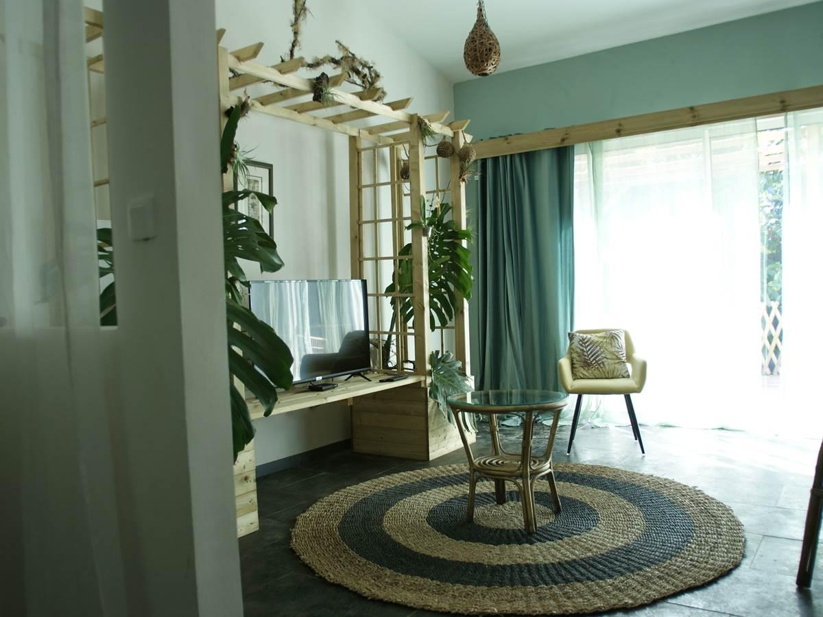 Salon de La Suite Longane