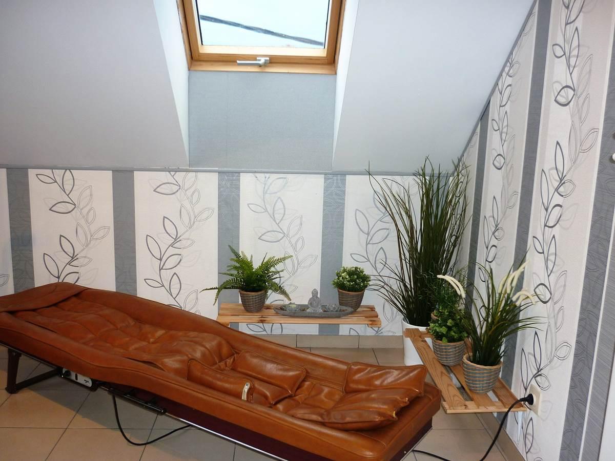 Second étage un Shiatsu pour un bon massage