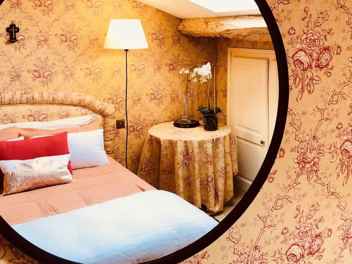 Suite Jardin secret Chambre principale chambre-d-hote-lesmatinsrubis-tarn-et-garonne-occitanie-location-toulouse
