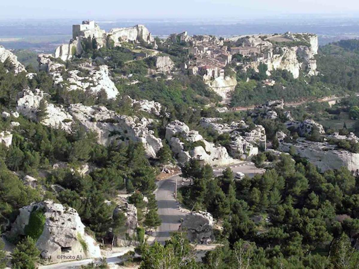 Alpilles Provence Les Baux de Provence