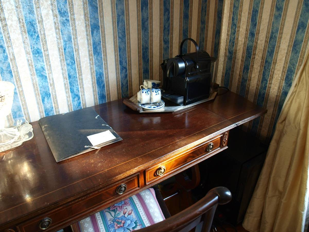 Room Platane desk
