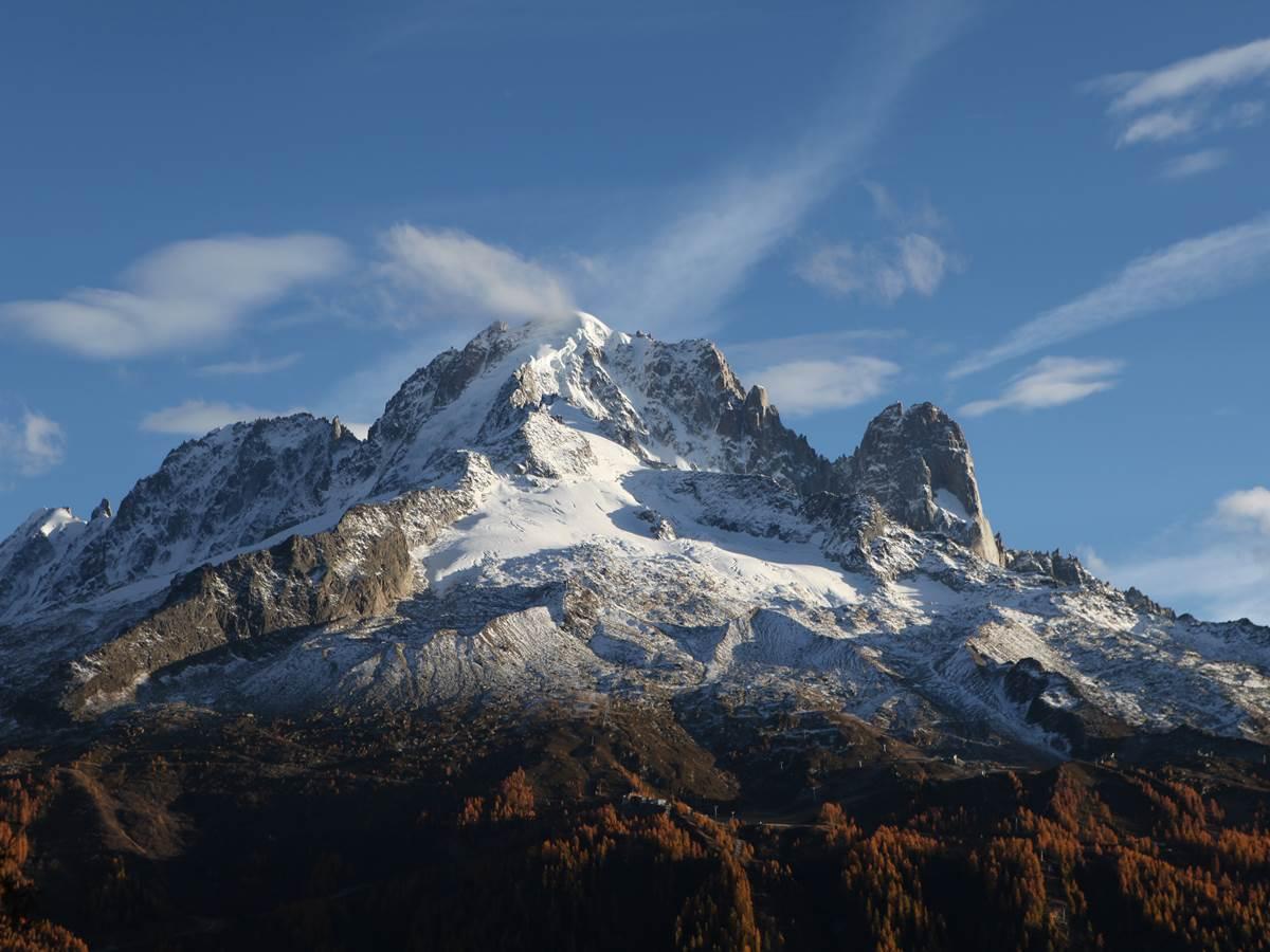 Les grands-Montets, Massif du Mont-Blanc