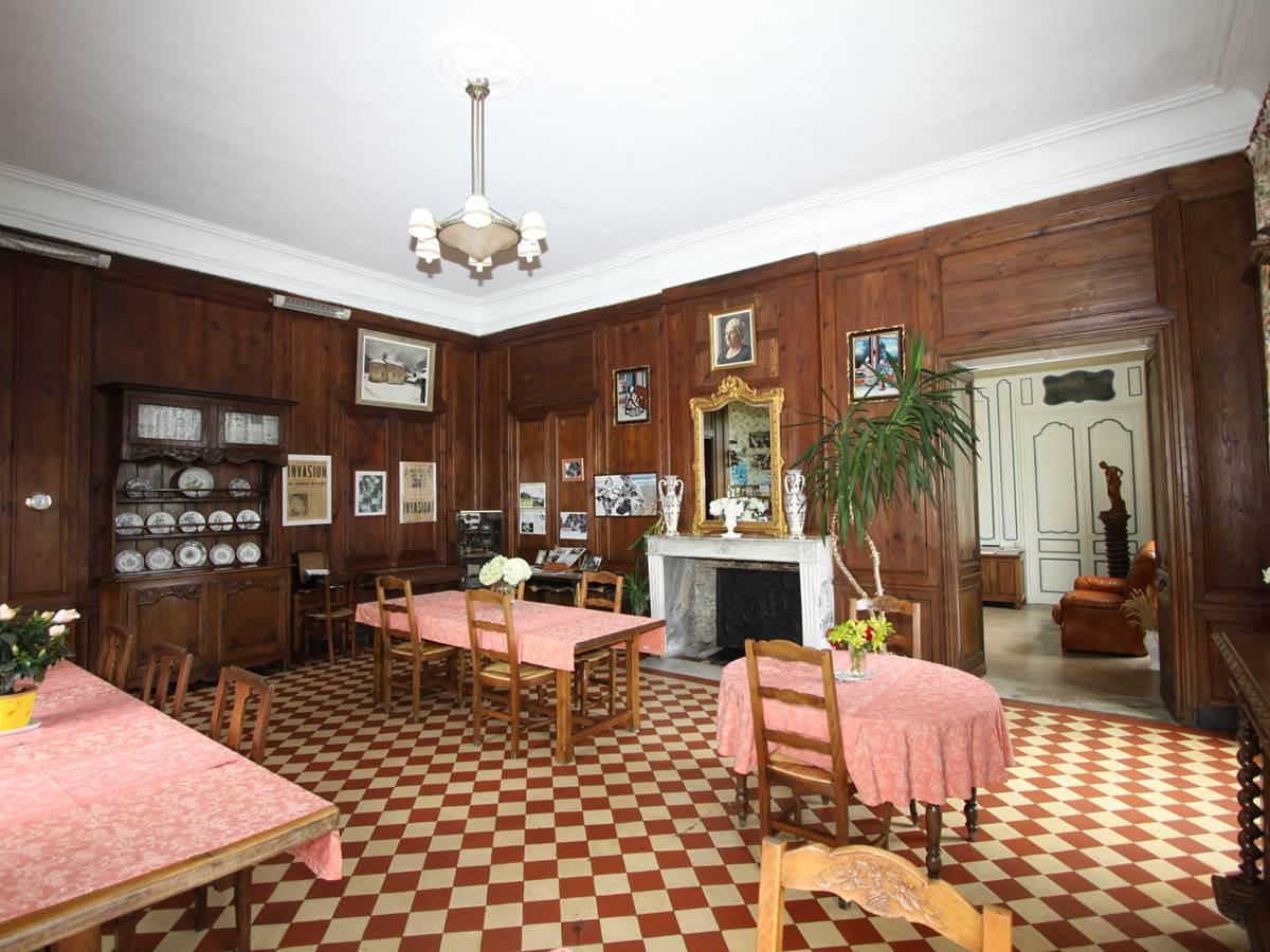 Château de Vouilly - salle à manger
