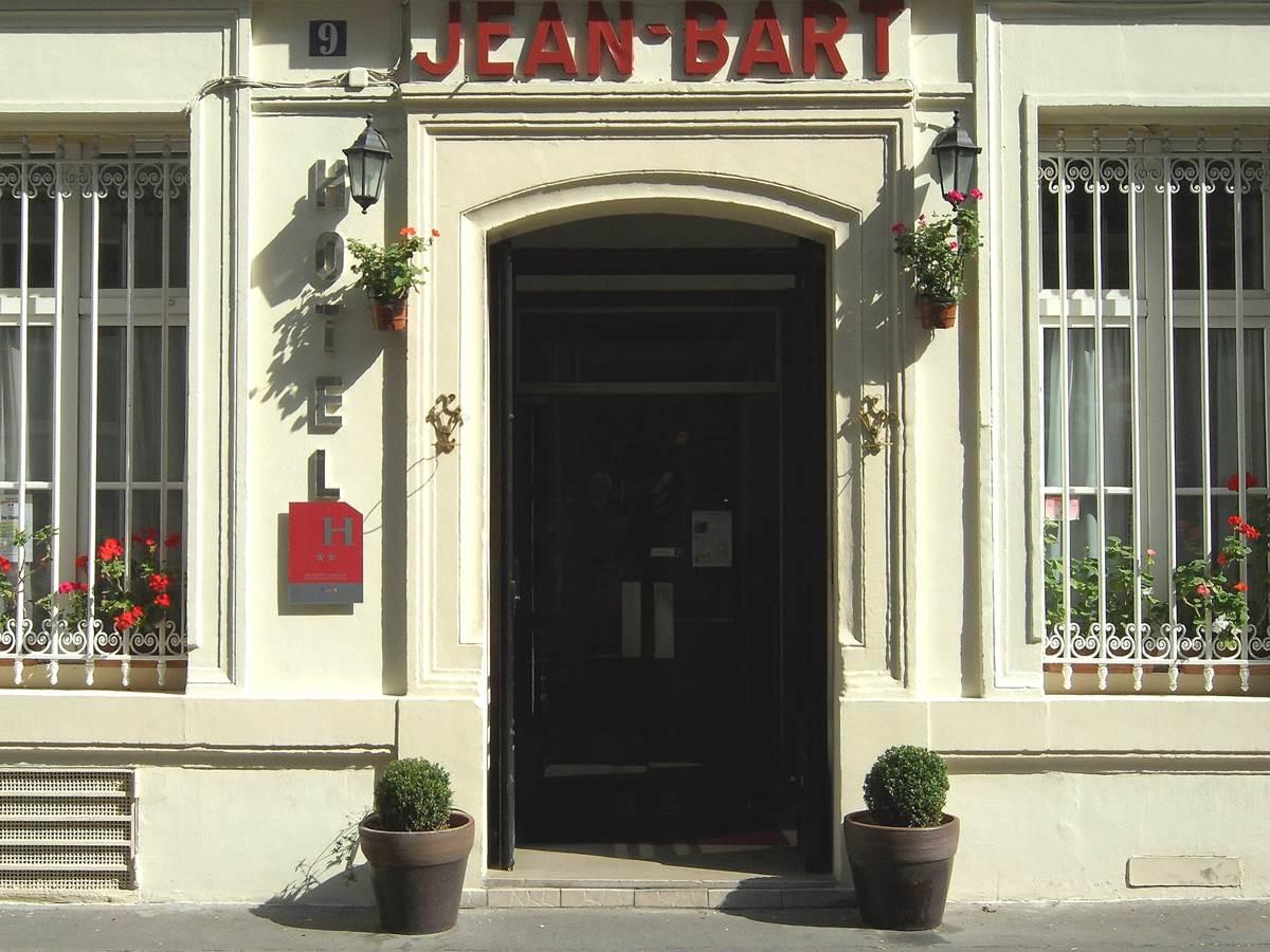 entrée HJB 9 rue Jean bart 75006