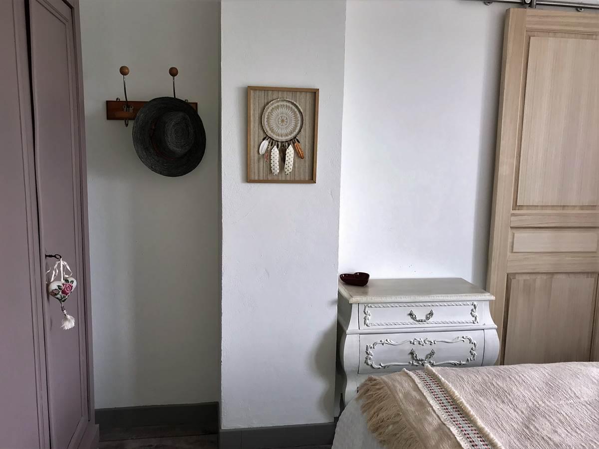 Chambre Mont Serein  Rangement