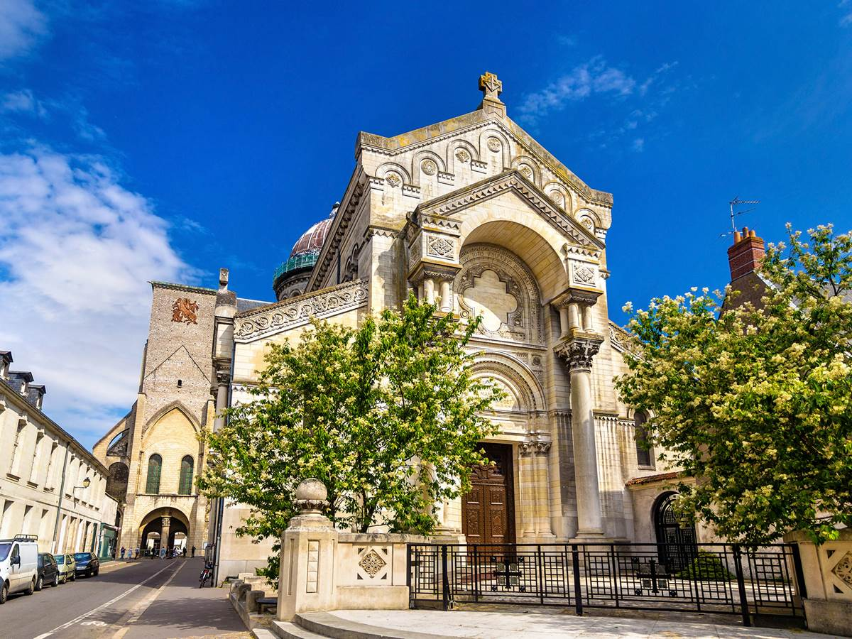 Basilique Saint-Martin