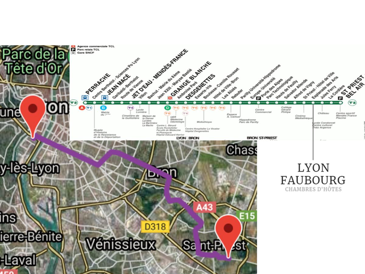 Tramway T2 Lyon