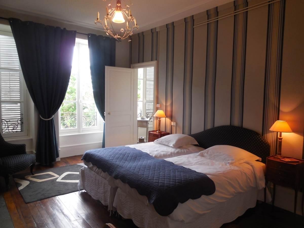 Chambre d'hôtes Le Jardin des Lys
