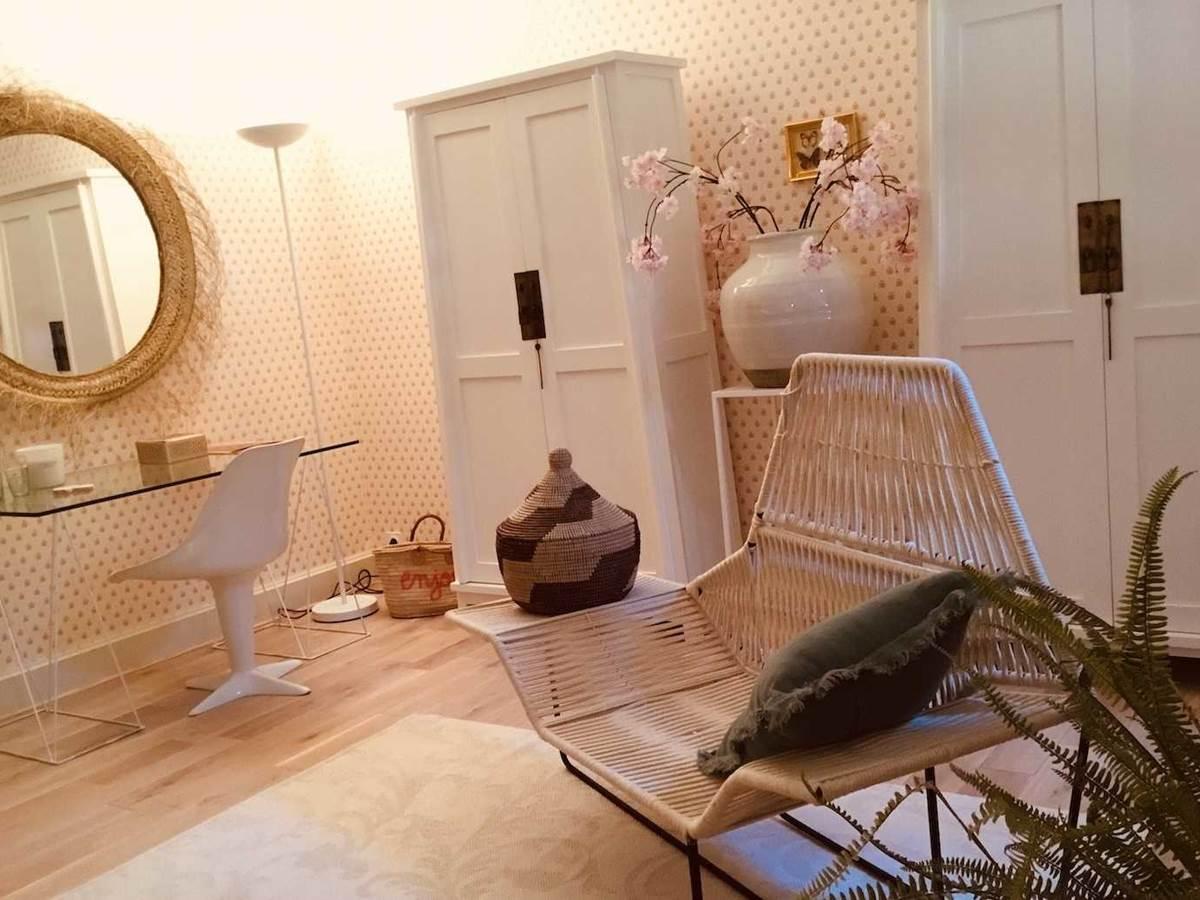 Suite Jardin Secregt 2eme chambre supplementaire chambre-d-hote-lesmatinsrubis-tarn-et-garonne-occitanie-location-toulouse
