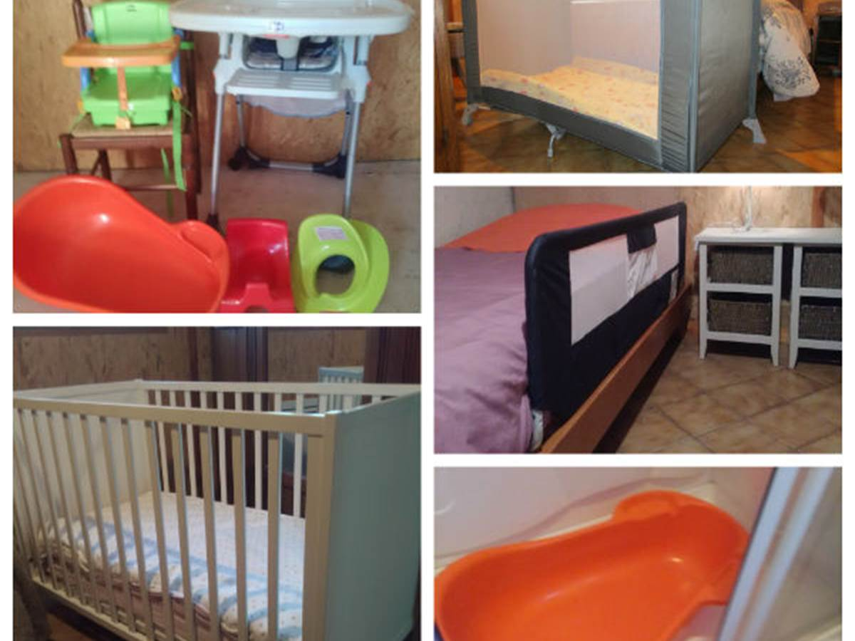 équipements bébé - jeunes enfants